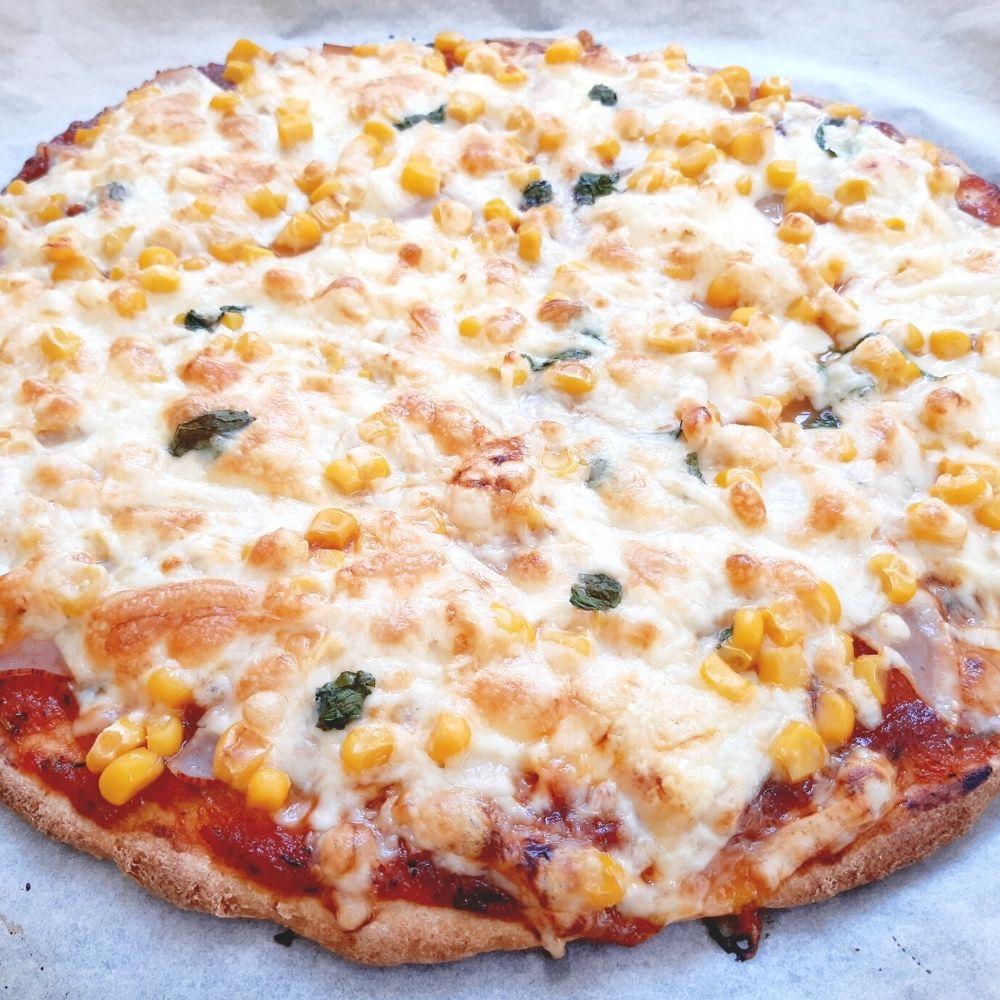 Kész pizza